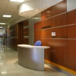 Uffici del 5° Dipartimento  del Comune di Roma