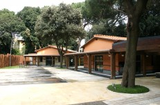 Creative activity centre at the Bioparco in Rome