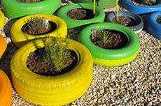 Multi-Sensorial Garden at Tufano